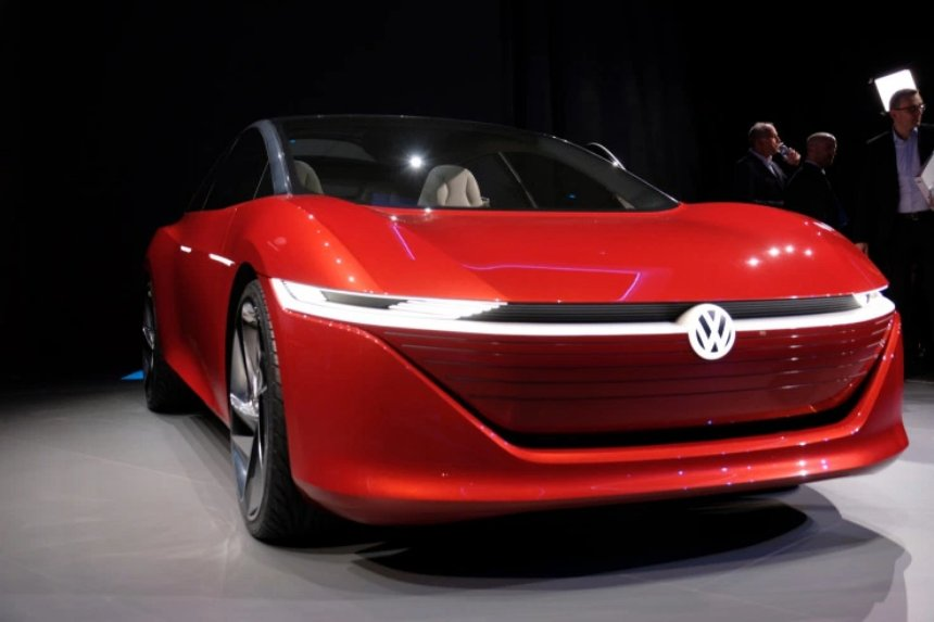 Volkswagen представил новый концепткар