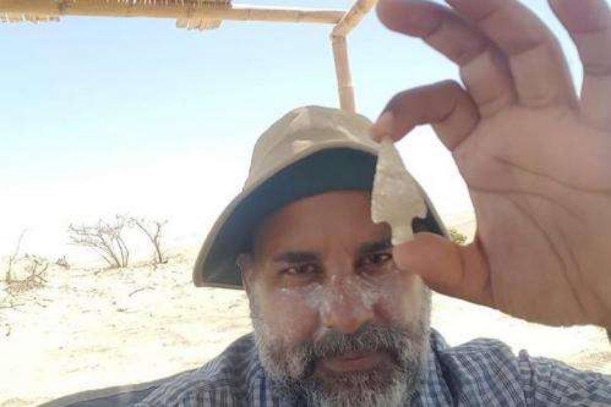 Археологи обнаружили наконечники от стрел возрастом 12 тысяч лет
