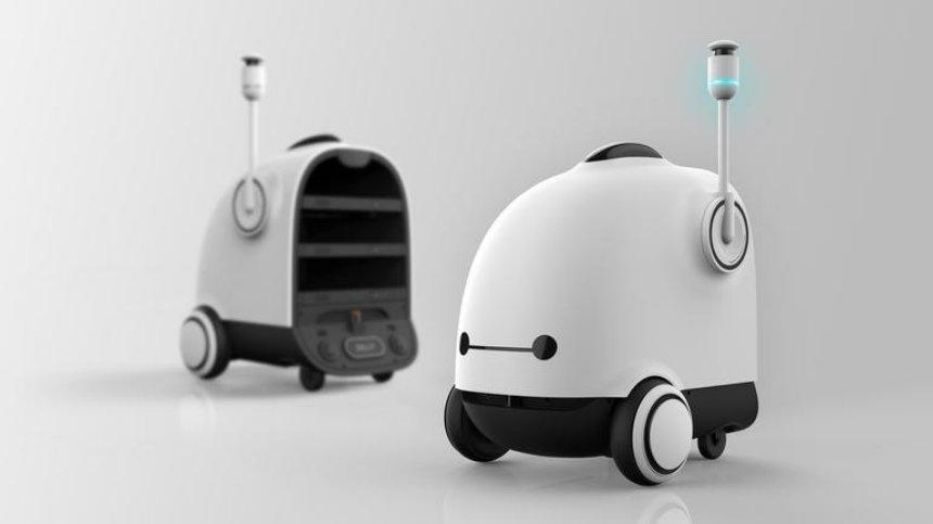 В Корее роботы будут производить пищевые продукты