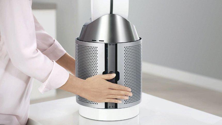 Представлен новый умный очиститель воздуха Dyson Pure Cool