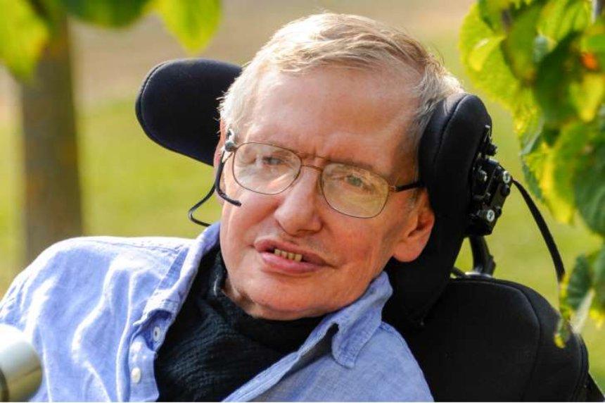 Стивен Хокинг предсказал конец Вселенной за 2 недели до смерти