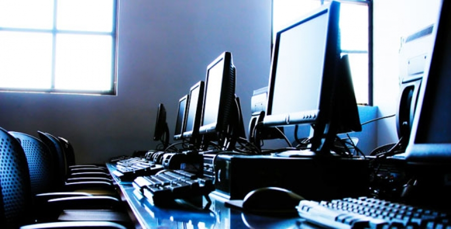Профессиональное обслуживание компьютеров и серверов