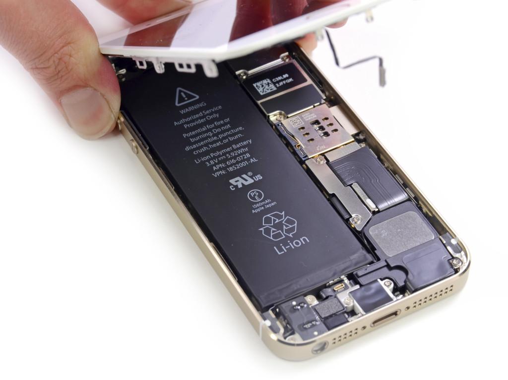 Ремонт iPhone 5 – быстро и качественно