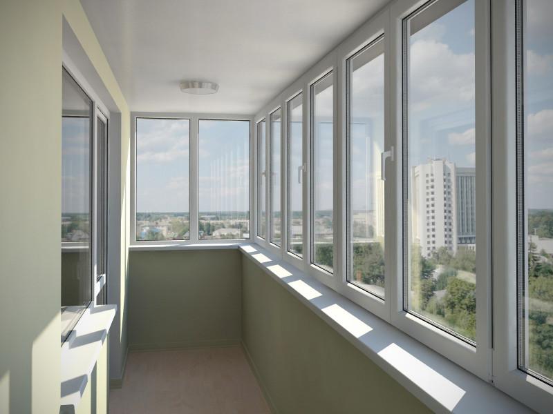 Самое выгодное предложение для остекления балконов и лоджий