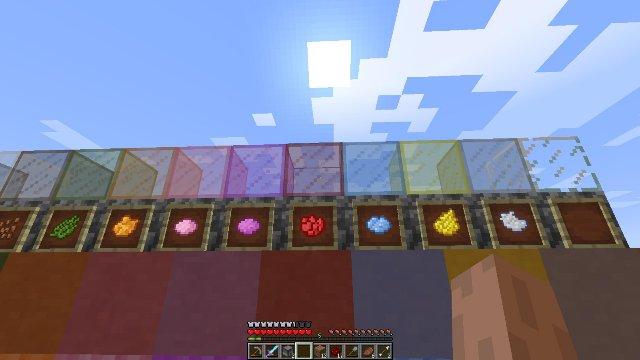 Как получить стекло в Minecraft?