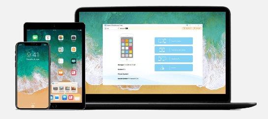 Бесплатная программа EaseUS MobiMover Free для вашего устройства