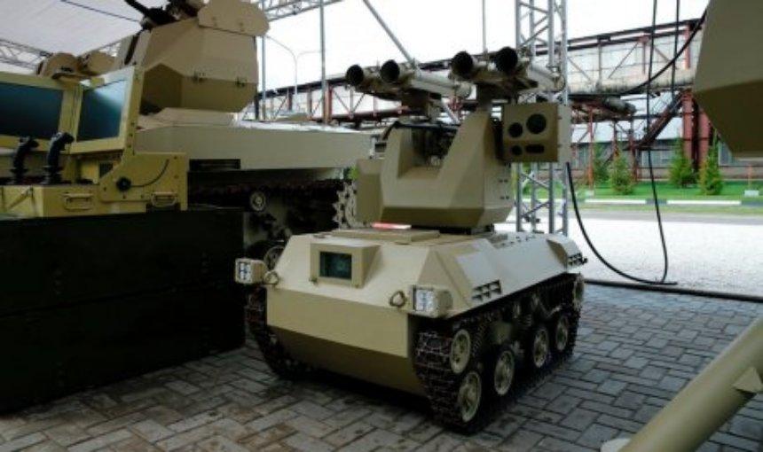 Разработку автономного оружия хотят запретить