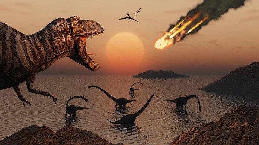 Ученые представили новую теорию гибели динозавров