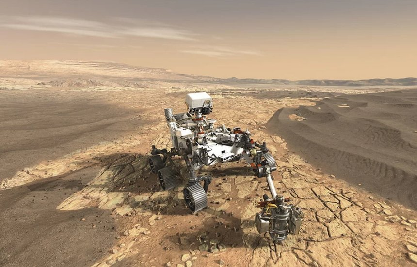 В НАСА начали собирать новый марсоход