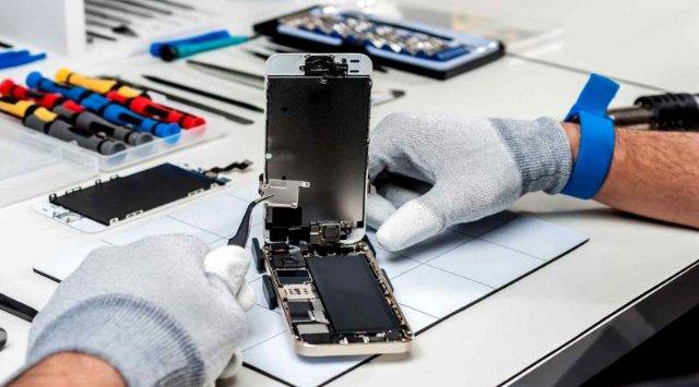Ремонт мобильной техники Apple