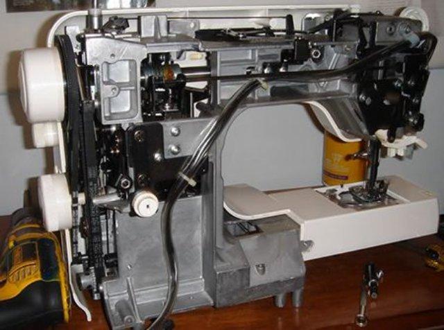 Как отремонтировать швейную машину самостоятельно