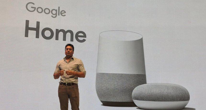 Google Home и Google Home Mini выходят на индийский рынок