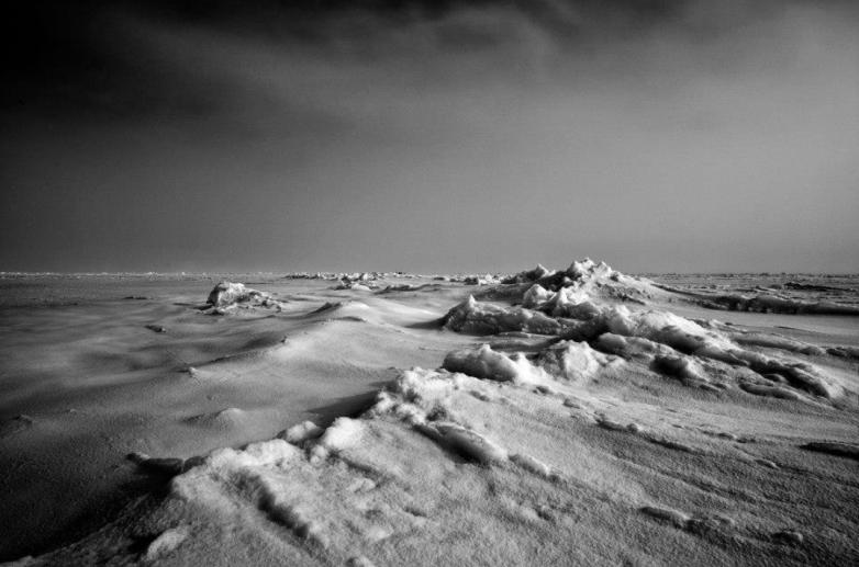 Ученые нашли подо льдом в арктике намек на внеземную жизнь