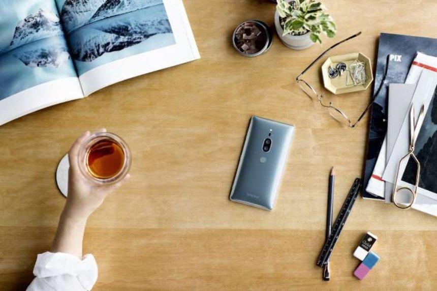 Sony представила новый смартфон  Xperia XZ2 Premium