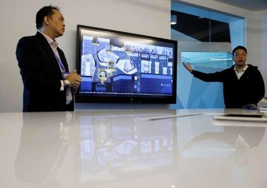 Сингапур тестирует систему распознавания лиц на фонарных столбах