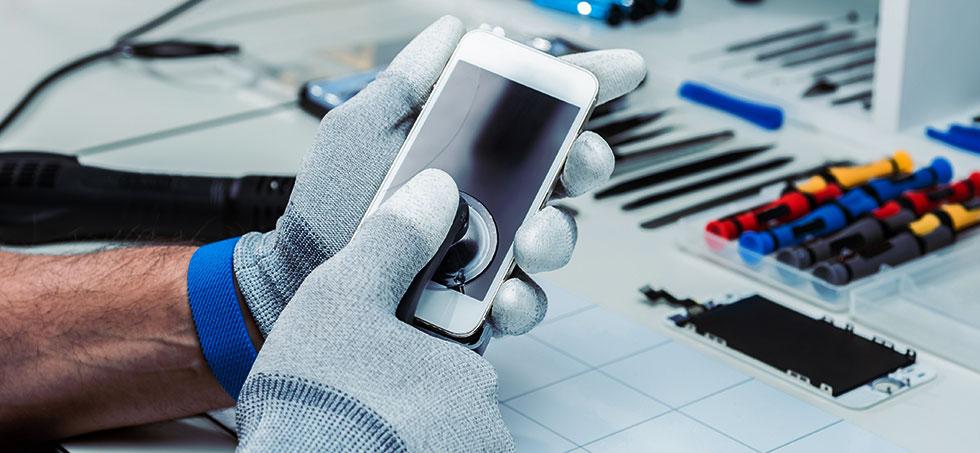 Качественный и быстрый ремонт iPhone