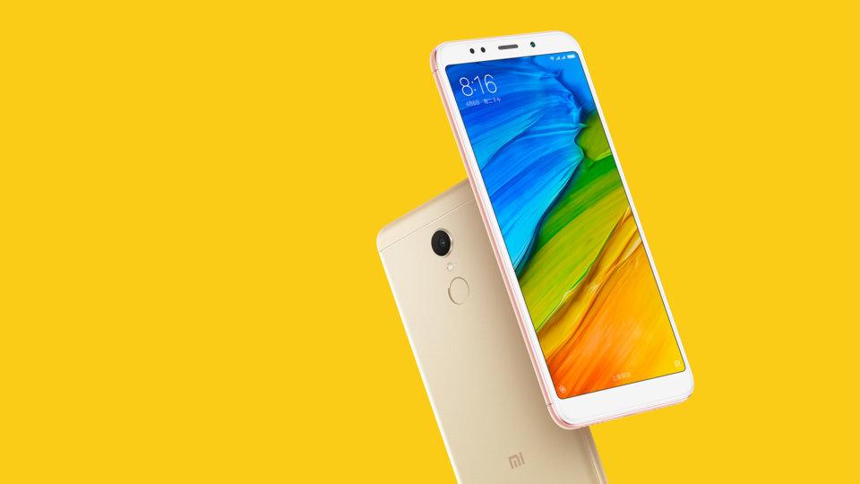 Отличный бюджетный вариант смартфона - Xiaomi redmi 5