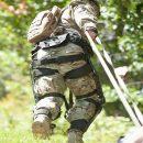 Американских солдат вооружат экзоскелетами