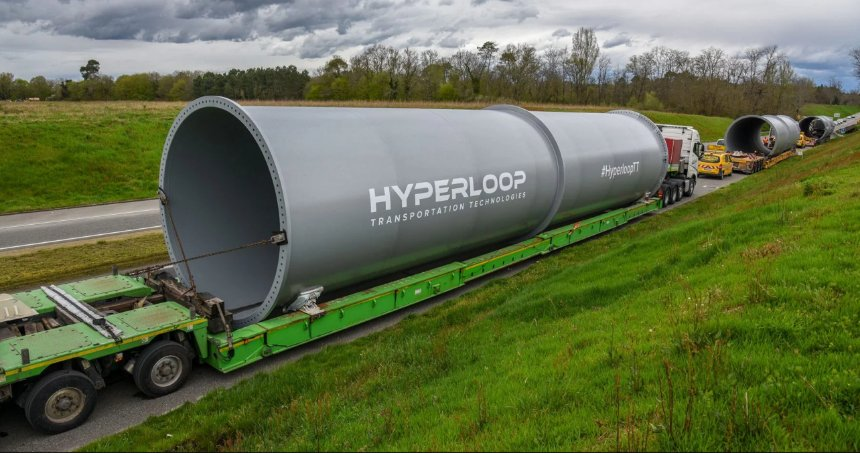 У Hyperloop есть конкуренты