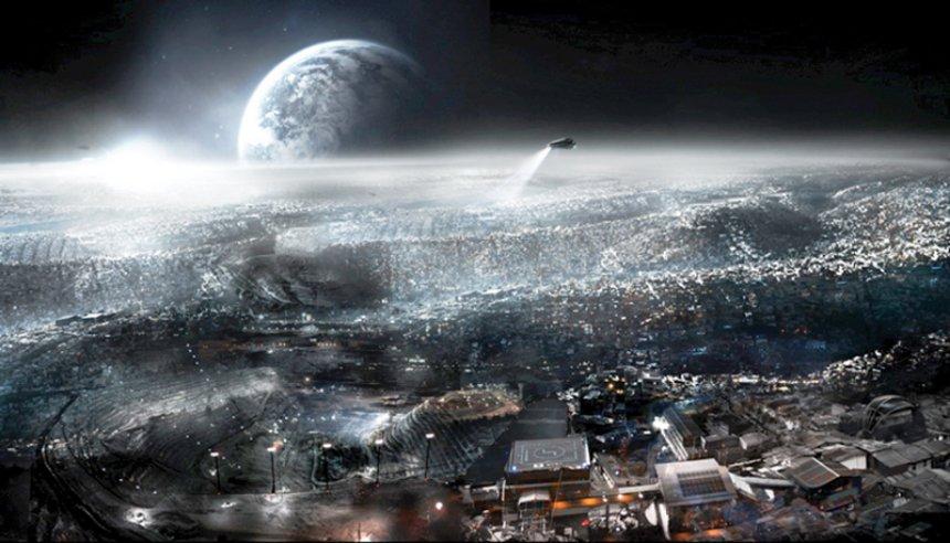 Руководитель Амазон подумывает о колонизации Луны