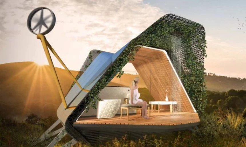 Для технологической элиты будут строить необычные дачные дома