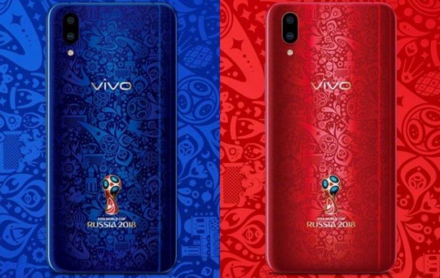 Vivo выпустит смартфон с символикой FIFA
