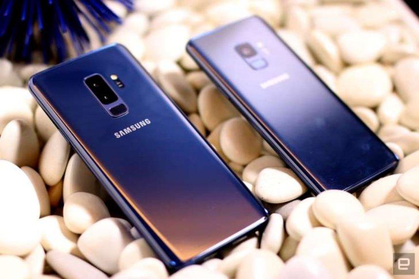 Samsung's Galaxy S9 получит еще одно важное обновление