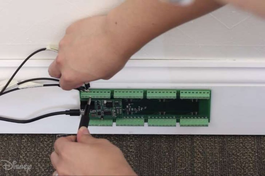 Ученые создали умную стену, которая поможет контролировать дом