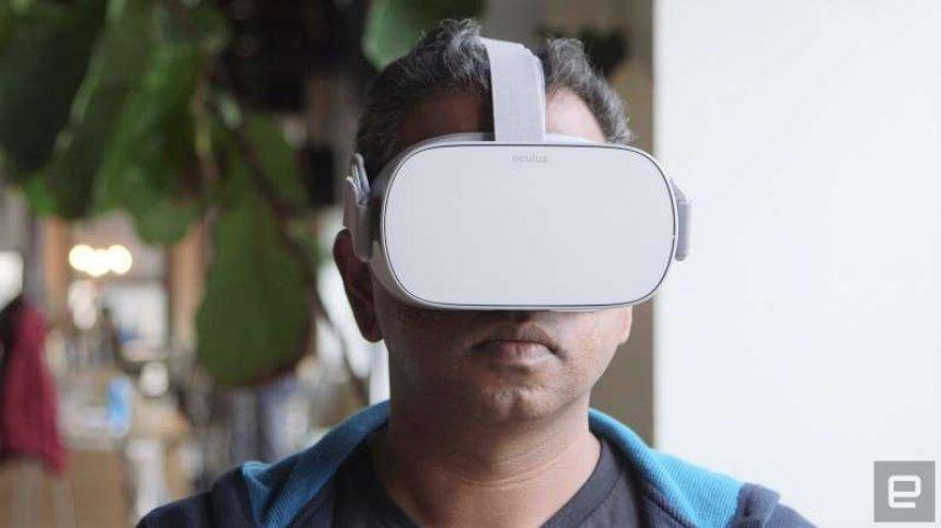 Мобильная гарнитура VR Oculus теперь поддерживает платные дополнения для приложений