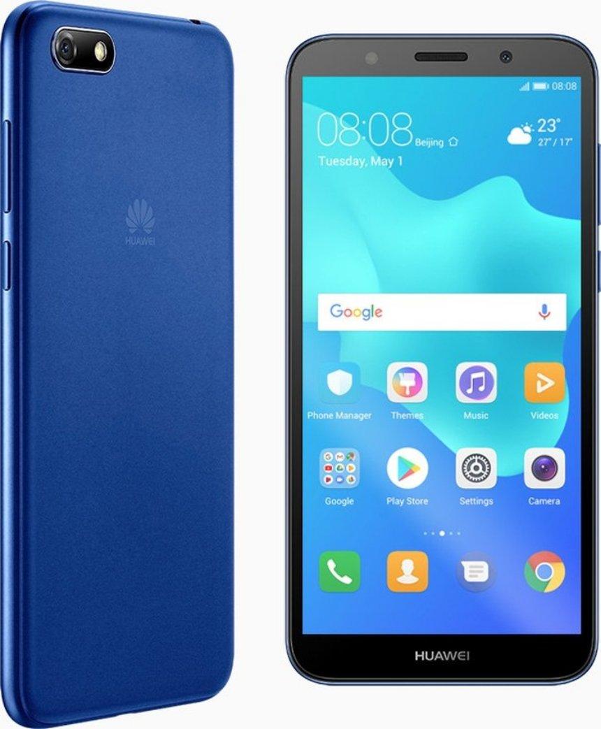 Huawei Y5 Prime (2018): опубликованы все характеристики