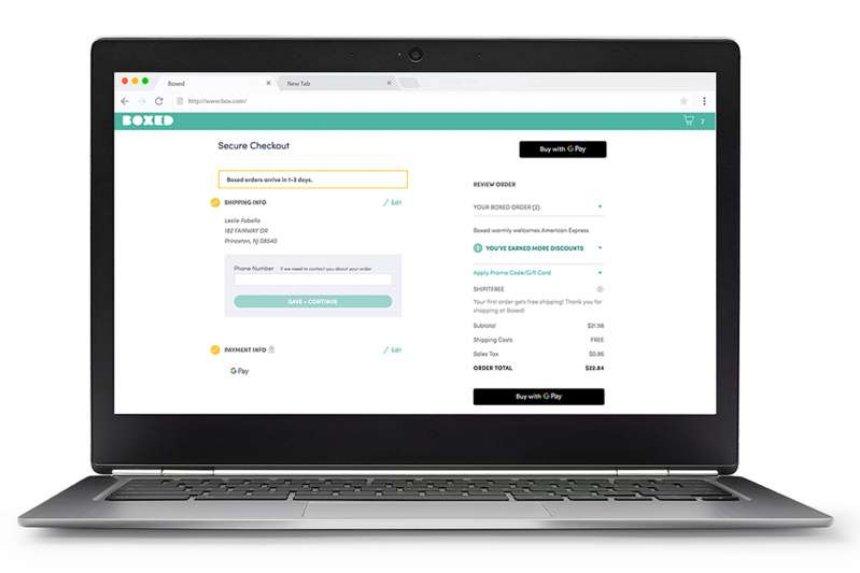 Google Pay теперь будет доступен на ПК