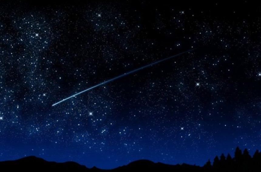 В ночь на воскресенье на Землю рухнет метеоритный дождь