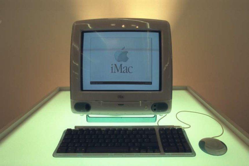 Первому iMac компании Apple исполнилось 20 лет