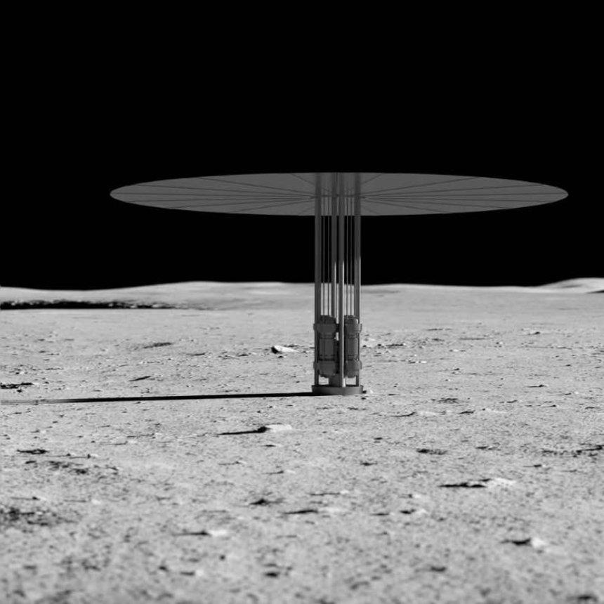 НАСА успешно проведет испытания нового ядерного реактора для космоса