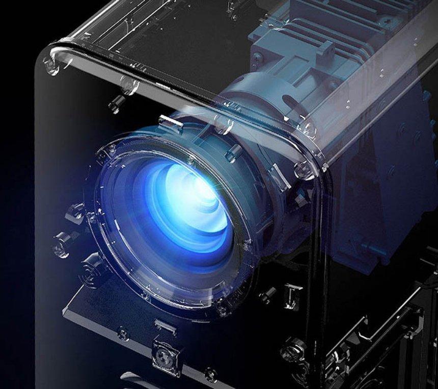 Xiaomi выпустила «умный» проектор