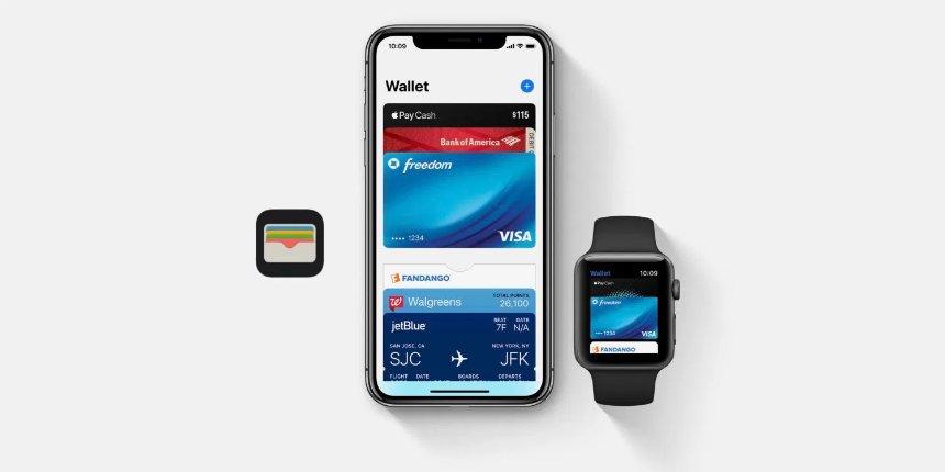 Apple представит кредитную карту Apple Pay