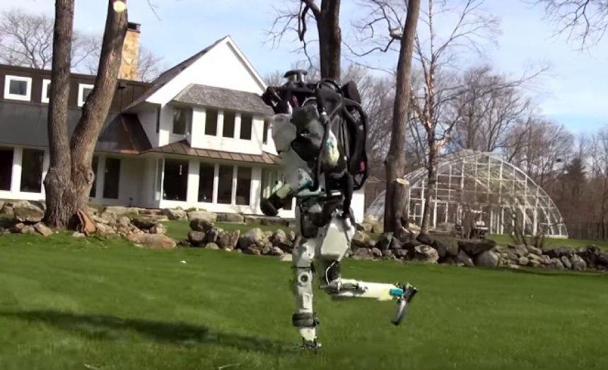 Создан робот с неожиданными возможностями