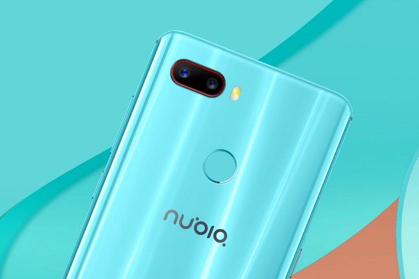 Появились первые характеристики необъявленного смартфона Nubia Z18