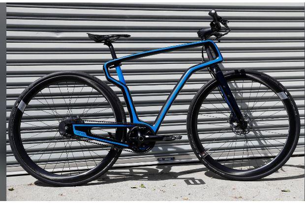 В США на 3Д-принтере напечатали недорогой велосипед