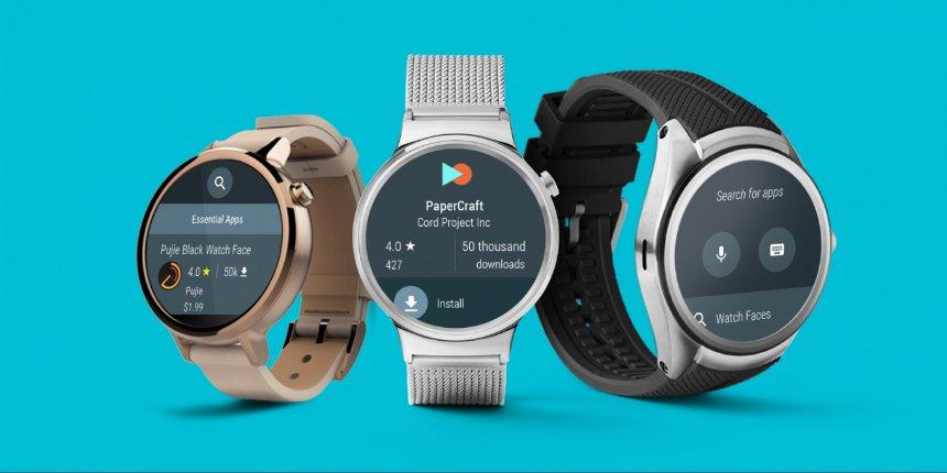 Google создает умные часы Pixel Watch