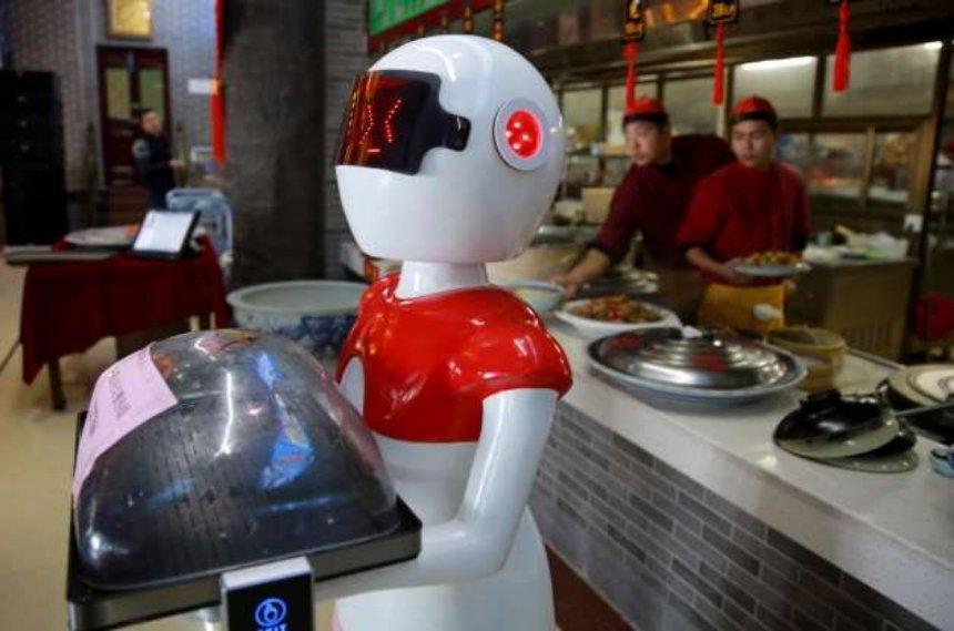 Китай открывает первую в мире отрасль без людей