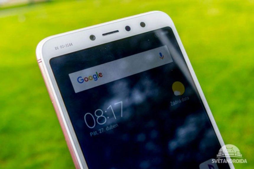 В Сети появились первые фото смартфона Xiaomi Redmi S2
