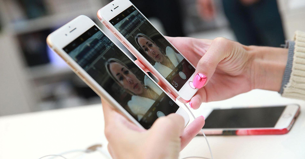 Обмен старых смартфонов на новые и более современные