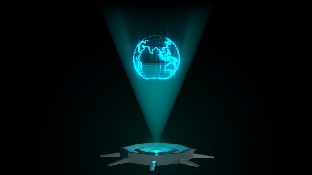 Где купить 3D вентилятор для создания голограммы