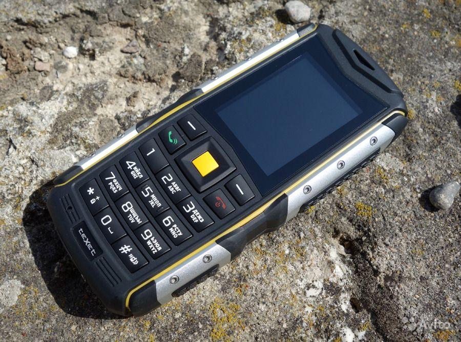 Защищенные телефоны для активного образа жизни