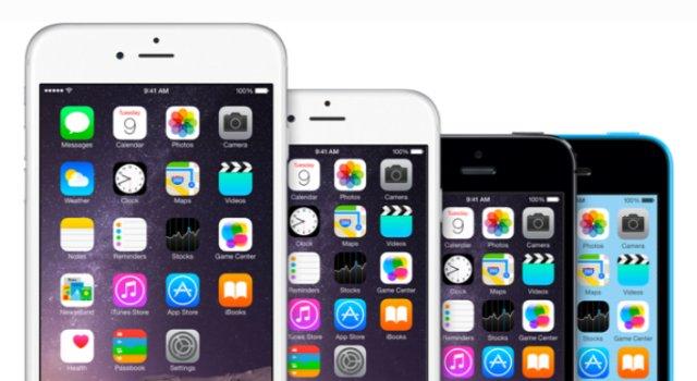 Основные поломки на айфонах