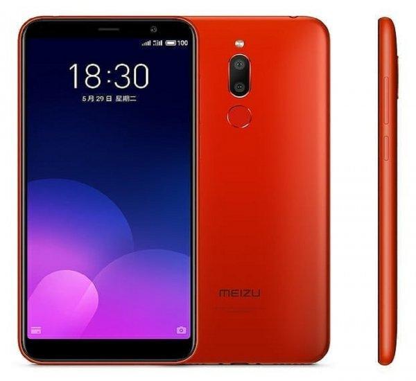 Бюджетный смартфон Meizu M6T появится в продаже за 125 долларов