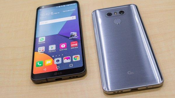 В обновлении LG G6 до Android Oreo обнаружены подводные камни