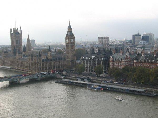 Учёные: Из-за землетрясений Лондон может провалиться под землю