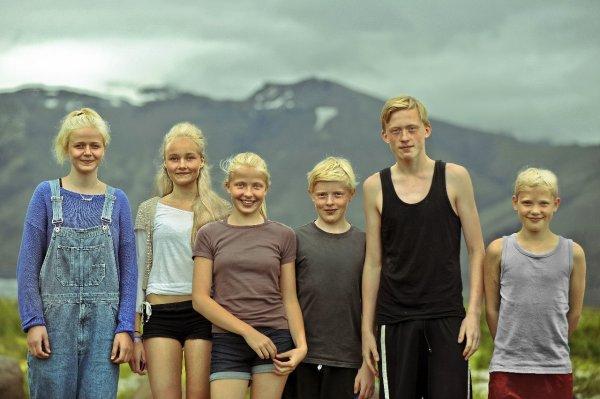 Ученые: Исландцы за тысячелетие стали напоминать скандинавов